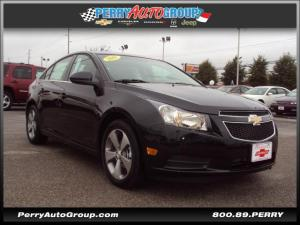 The 2011 Chevy Cruze: A New Frontier