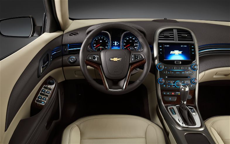 fuel economy performance chevrolet automotive news. Black Bedroom Furniture Sets. Home Design Ideas