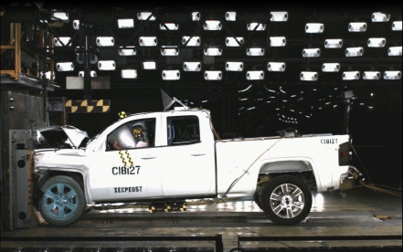 Silverado Sierra 5-Star NHTSA Rated
