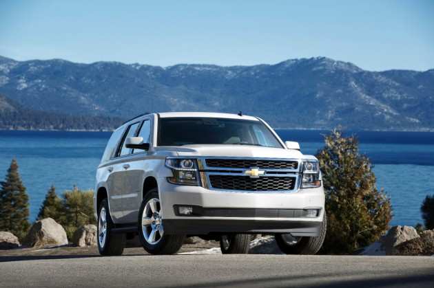 The 2015 Chevrolet Tahoe Offers Drivers More Bang for Their Buck at the Pump