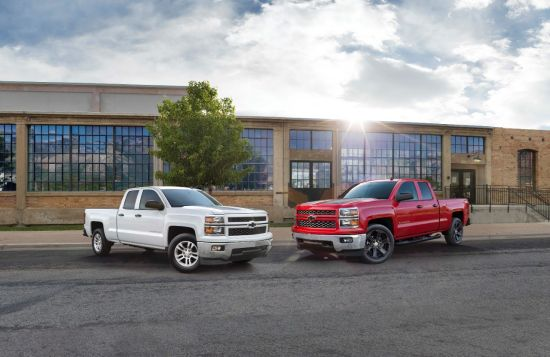 2015 Chevrolet Silverado 1500 Rally Edition